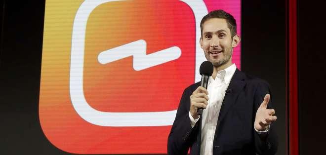 Instagram presenta servicio de video rival de YouTube. Foto: AP
