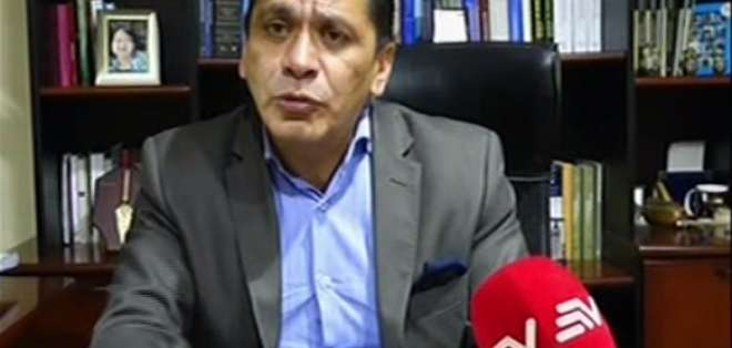 Fiscalía toma versión de sacerdote acusado de violación y abuso sexual. Foto: captura de video