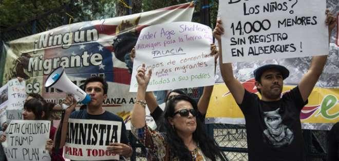 El miedo a la inmigración alimenta la crisis de las democracias occidentales. Foto: AFP