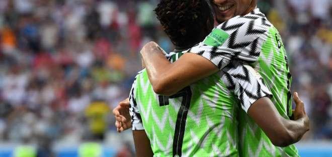 Los africanos también ganaron depender de sí mismos para clasificar. Foto:Mark RALSTON / AFP