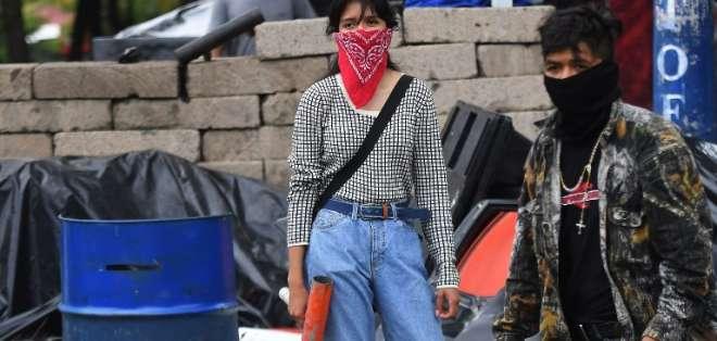 Cinco muerto dejó ataque de fuerzas de Ortega en Nicaragua. Foto: AFP