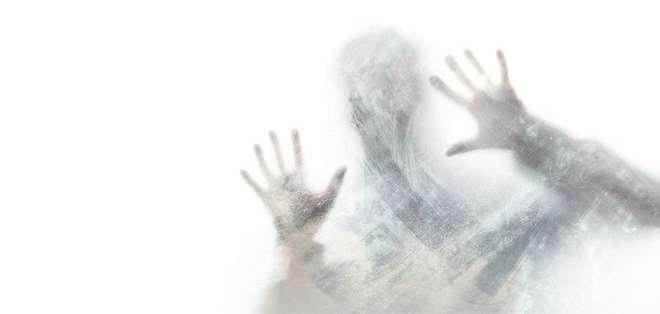 Muchos creyeron que efectivamente estaban ante un fantasma.