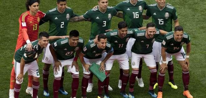 La selección mexicana comparte el primer puesto del Grupo F con Suecia. Foto: @miseleccionmx