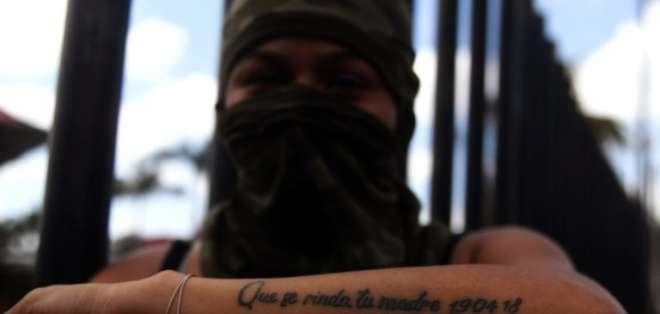 Las protestas en Nicaragua dejan unos 200 muertos en poco más de dos meses. Foto: AFP
