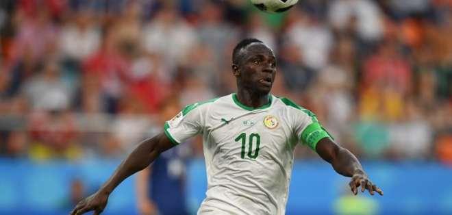 EKATERIMBURGO, Rusia.- Los senegaleses venían con una victoria de 2-1 sobre Polonia. Foto: AFP