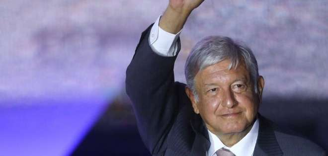 Andrés Manuel López Obrador es el favorito en la elección presidencial de México. Foto: Getty Images