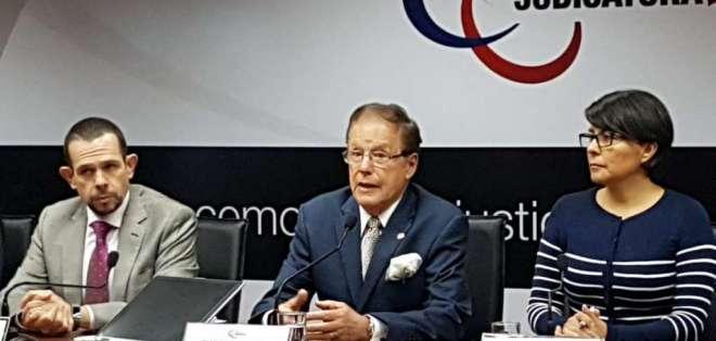 QUITO, Ecuador.- El organismo anunció que evaluará las impugnaciones que se presenten por resolución de fiscales. Foto: Twitter