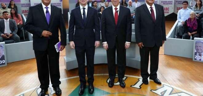 Arranca en México cuenta regresiva para elecciones. Foto: AP