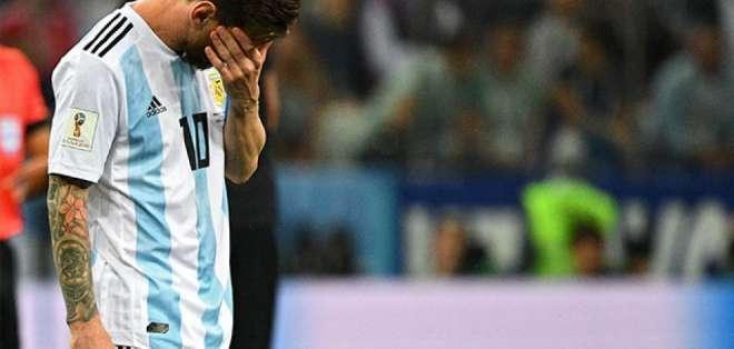 Hasta ahora, Messi no se ha pronunciado por este caso.