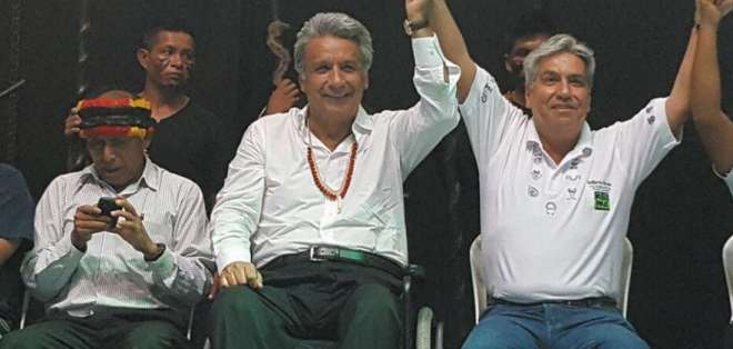 Moreno pide a su hermano se excuse de ser fiscal provincial. Foto: Twitter