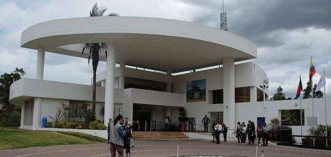 Gobierno anterior negó existencia de equipos de espionaje y uso contra opositores. Foto: Archivo Andes