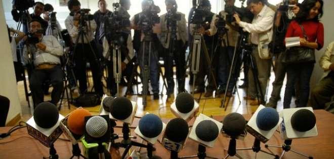 ECUADOR.- AER Nacional y Pichincha aclaran que no se propuso revisar sueldos de periodistas. Foto: Archivo