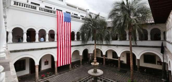 Avanzan los preparativos de protocolo y seguridad para recibir al vicepresidente de EEUU.