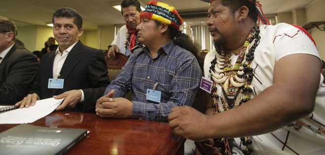 Compañía busca revertir millonaria sentencia por daño ambiental en Amazonía. Foto: Archivo
