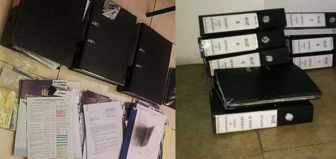 La Fiscalía de Pichincha investiga su presunta participación en lavado de activos. Foto: Fiscalía