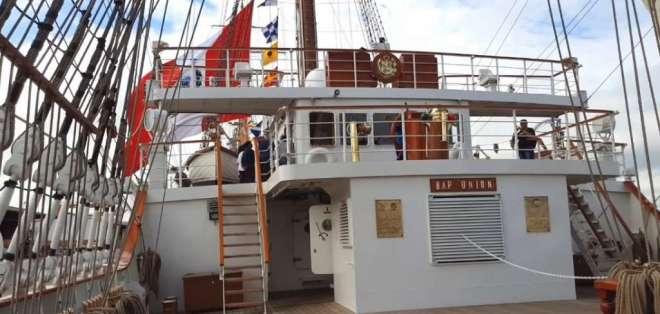 'La Unión' de Perú es el buque más grande de América Latina.