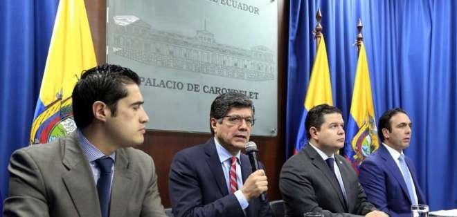 Foto: Cancillería