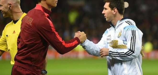 Ambos jugadores quedaron eliminados con sus selecciones en octavos de final. Foto: AFP