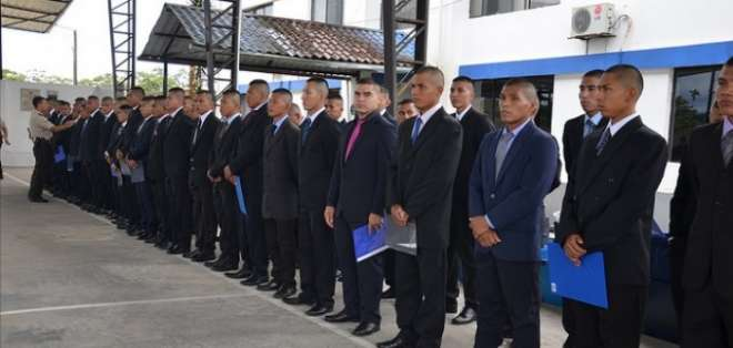 Selección para aspirantes a policías inicia el 16 de julio.