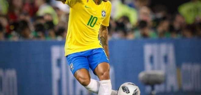 El astro brasilero juega en el PSG de Francia desde el 2017.