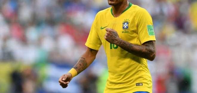 Real Madrid desmintió el ingreso de Neymar. Foto: AFP