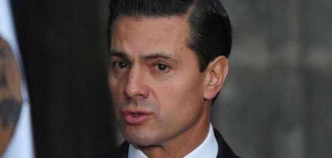 El presidente Enrique Peña Nieto deja una herencia pesada a su sucesor.