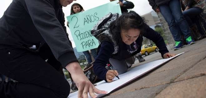 Por tortura contra estudiante del Mejía condenan a dos policías. Foto: Archivo - Referencial