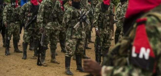 El gobierno de Colombia y la guerrilla ELN retomaron este lunes 2 de junio. Foto: Archivo
