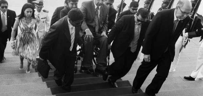 ECUADOR.- El legislativo debatió sobre declaraciones del expresidente Correa sobre Lenín Moreno. Foto. Archivo