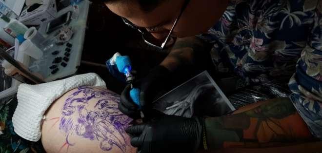 Guayaquil vuelve a ser casa del Festival Internacional de Tatuajes.