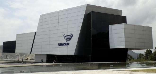 """QUITO, Ecuador.- El presidente Lenín Moreno adelantó ayer que este edificio era un """"nuevo elefante blanco"""". Foto: Archivo"""