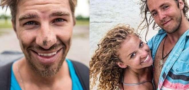 Ryker Gamble, Alexey Lyakh y Megan Scraper publicaban videos de sus viajes. Foto: HIGH ON LIFE