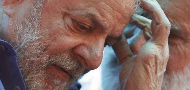Expresidente de Brasil está en prisión desde el 7 de abril. Foto: Archivo AP