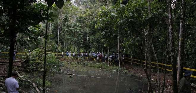 Petrolera había planteado recurso contra sentencia que dispone indemnización por daños ambientales. Foto: Archivo Andes