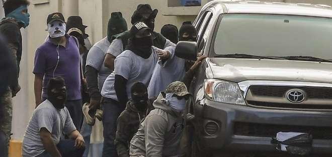 Las protestas contra el presidente Ortega dejan unas 250 muertes en casi tres meses. Foto: AFP