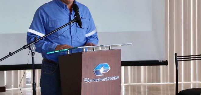 ECUADOR.- Marcelo Proaño asume la gerencia general de la empresa pública tras renuncia de Carlos Tejada. Foto: Twitter