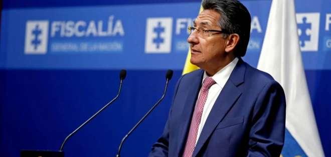 Fiscalía de Colombia ya investiga el hecho para capturar a responsables de atentado. Foto: Archivo Fiscalía Colombia