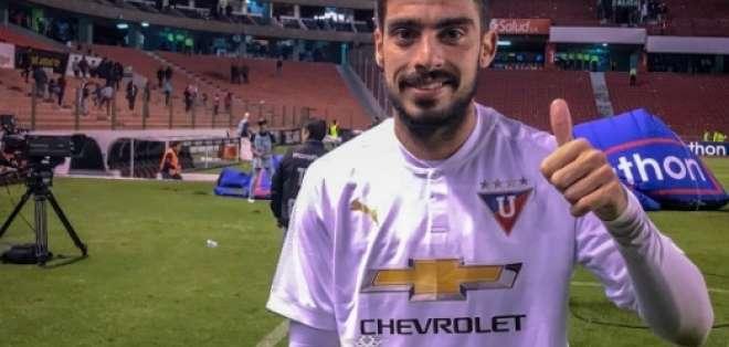 Gastón Rodríguez envió un mensaje a través de su red social. Foto: internet
