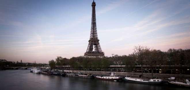 Autoridades parisinas han designado a 12.000 miembros de las fuerzas del orden para ese día. Foto: AFP