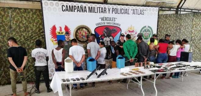 3 agentes judiciales fueron asesinados a balazos en la carretera que une Pasto con Tumaco. Foto: Fiscalía