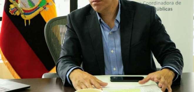 Garzón estuvo casi nueve meses en la presidencia de la EMCO. Foto: EMCO