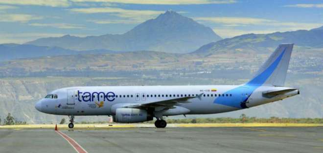 Tame firma acuerdo con United Airlines para exportación productos. Foto: Archivo