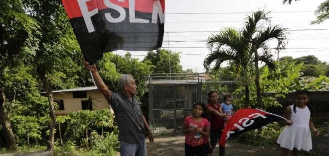 Dos estudiantes muertos en ataque de fuerzas de Ortega a iglesia en Managua. Foto: AFP