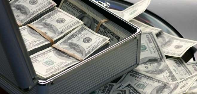 La reserva monetaria de Ecuador se ubica en más de $3000 millones. Foto: Referencial