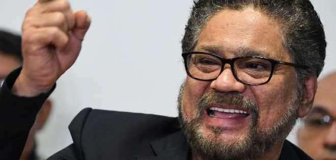 El exjefe rebelde se escudó en 3 razones para no asumir uno de los 10 escaños para FARC. Foto: AFP
