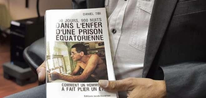 Francés fue privado de la libertad arbitrariamente en la Penitenciaria del Litoral. Foto: AFP