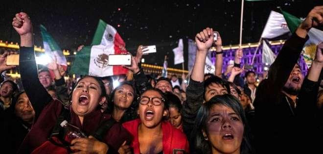 México acaba de elegir un número parejo de parlamentarios y parlamentarias.