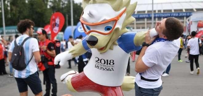 . Foto: Kirill KUDRYAVTSEV / AFP