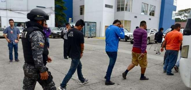 Autoridades del Gobierno y de la Policía plantearán queja ante la Judicatura. Foto: API