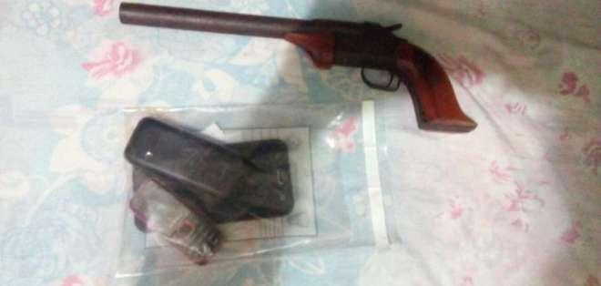 Cae banda que robaba ganado en Guayas. Foto: Cortesía